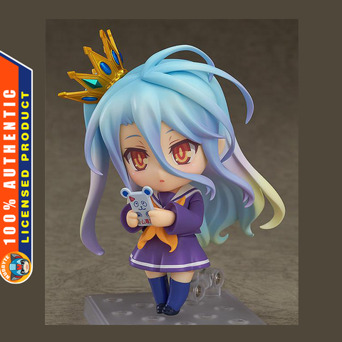 Nendoroid 653 - No Game No Life - Shiro (2nd Release)