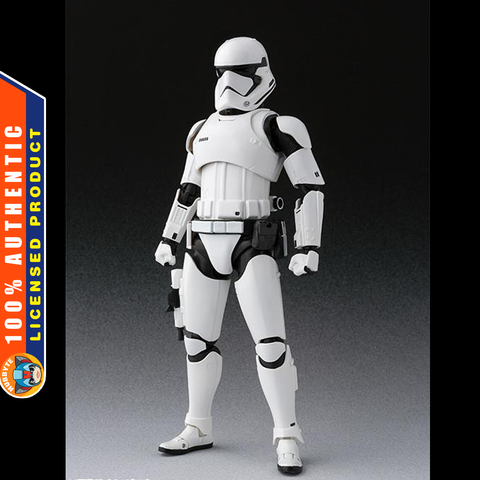 S.H.Figuarts - Star Wars: The Last Jedi - First Order Stormtrooper