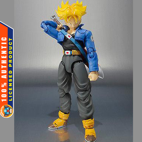 S.H.Figuarts - Dragon Ball Z - Future Trunks SSJ: Premium Color [Exclusive]