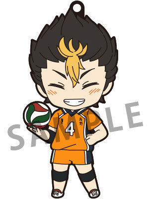 PRE-ORDER Nendoroid 592 - Haikyu!! Second Season - Yu Nishinoya (3rd Release) [EXCLUSIVE]