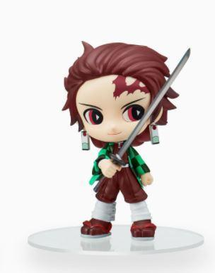 PRE-ORDER Demon Slayer: Kimetsu no Yaiba PM Tip'n'Pop - Tanjiro Kamado: Vivid Ver.