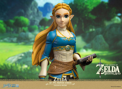 PRE-ORDER The Legend of Zelda: Breath of the Wild - Zelda: Collector's Edition