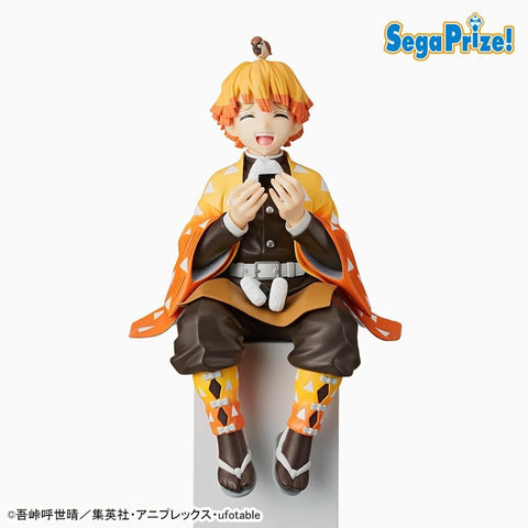 PRE-ORDER Demon Slayer: Kimetsu no Yaiba PM Figure - Zenitsu Agatsuma: (Chokonose) Perching Ver.