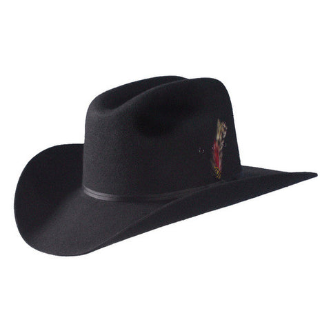 Turner Hat presents the Black Jack Black