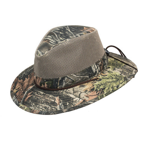 Turner Hat presents the Camo Mesh Flex Camo Mesh