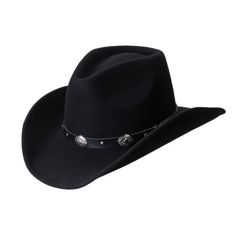 Turner Hat presents the Cheyenne Black
