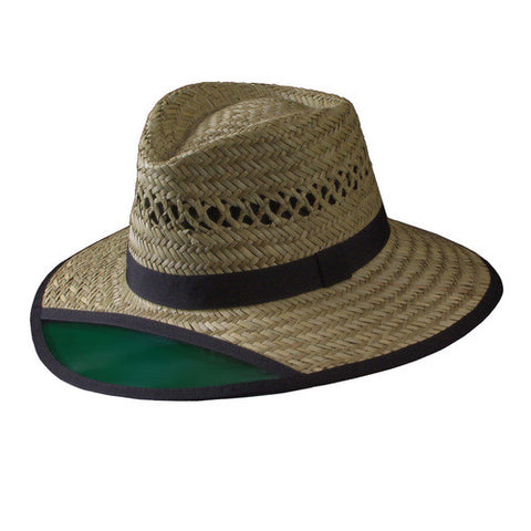 Turner Hat presents the Green Visor Green