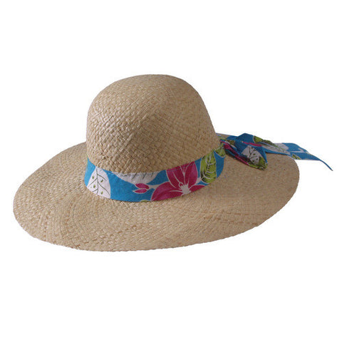 Turner Hat presents the Ladies Large Brim Garden Hat Khaki