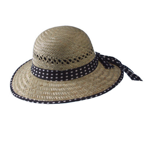 Turner Hat presents the Ladies Small Brim Garden Hat Khaki