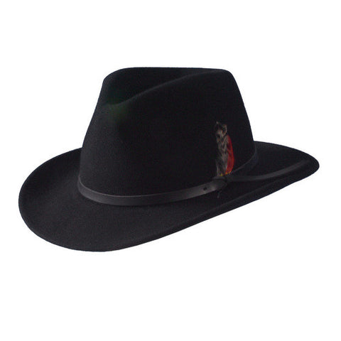 Turner Hat presents the American Sportsman Black