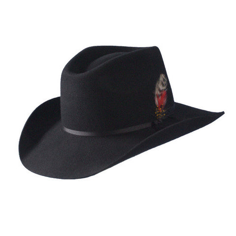 Turner Hat presents the Maverick Black