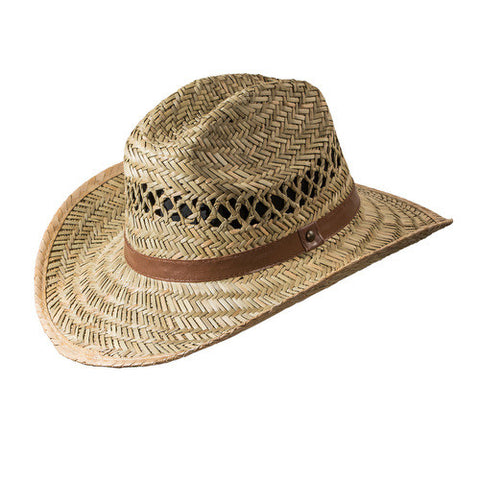 Turner Hat presents the Rush Cattleman Khaki