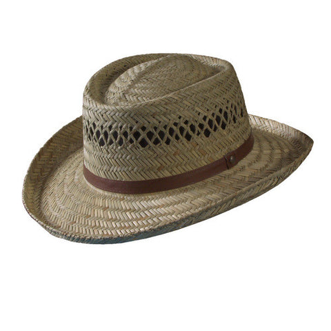 Turner Hat presents the Rush Gambler Khaki