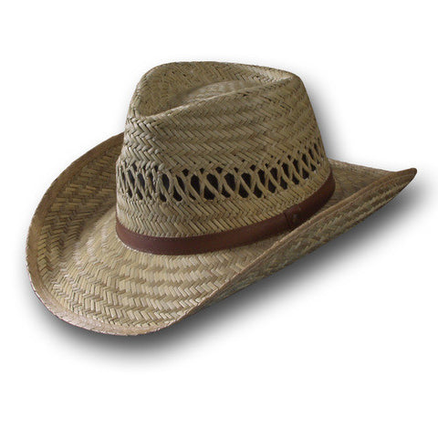 Turner Hat presents the Rush Outback Khaki