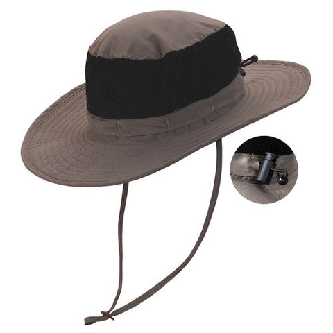 Turner Hat presents the Ultra Light Boonie Khaki