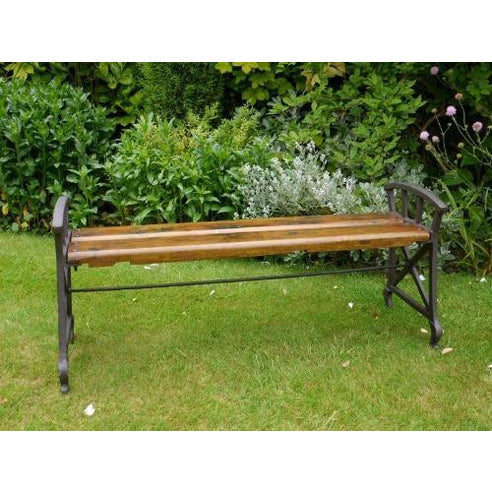 Industrial cast iron bench - Foundry