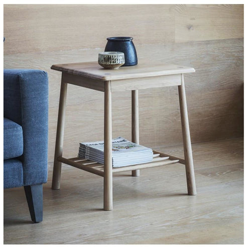 Wycombe Oak Side Table (50 x 50 x 60cm)