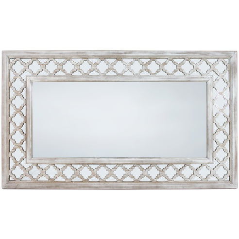 New Hampshire Washed Ash Extra Large Wall Mirror (112 x 5 x 197.5cm)