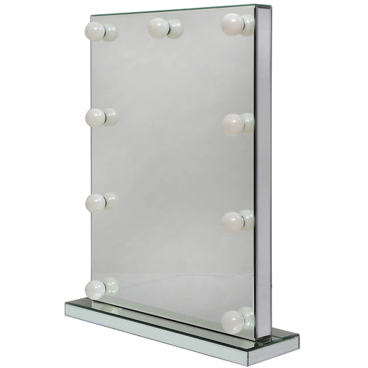 Metro Vanity Dressing Table Mirror (60 x 18 x 77cm)