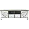 Casablanca Antique Venetian Glass TV / Media Unit (160 x 45 x 55cm)
