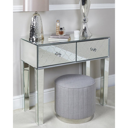 Mistral Venetian Mirrored Console Table (93 x 44 x 83cm)