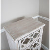 New Hampshire Washed Ash Tall Chest of 5 Drawers (60.5 x 40 x 135cm)