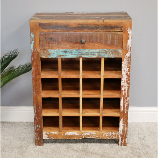 Loft style Wood Drinks Bar - Beach House- Clearance