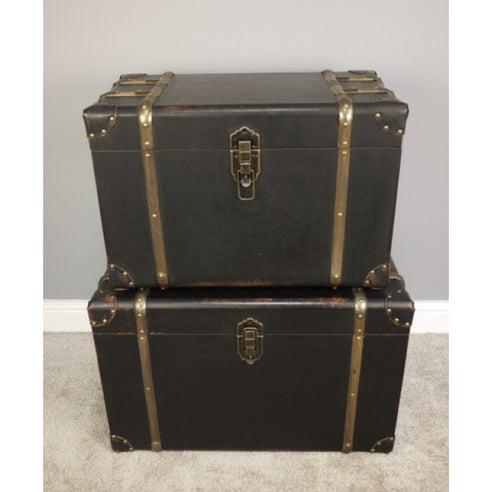 Hoxton Vintage Trunk Set