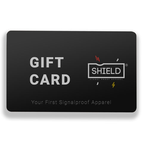 Signalproof Gift Card - SHIELD Signalproof Apparel
