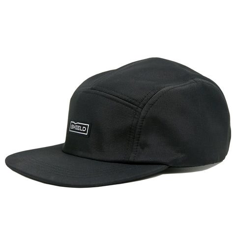 Signalproof 5 Panel Cap Black - SHIELD Signalproof Apparel
