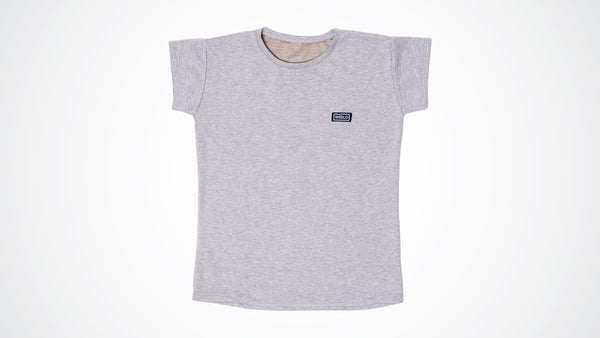 Signalproof Gray T-shirt - SHIELD Signalproof Apparels