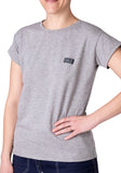 Signalproof Women Gray T-shirt - SHIELD Signalproof Apparel