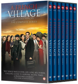 A French Village: The Complete Series Dvd