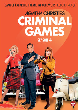 Agatha Christies Criminal Games: Set 4