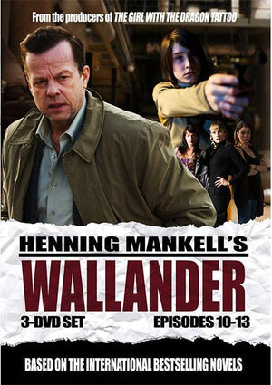 Wallander: Episodes 10-13 Dvd