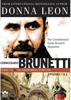 Donna Leons Commissario Guido Brunetti Mysteries: Episodes 1 & 2 Dvd