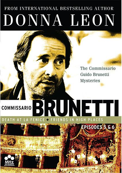 Donna Leon's Commissario Guido Brunetti Mysteries: Episodes 5 & 6