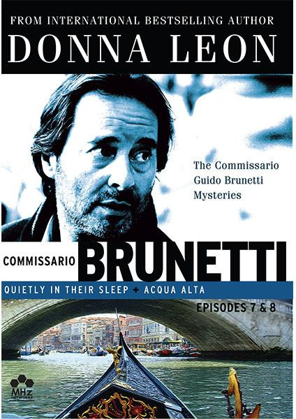 Donna Leon's Commissario Guido Brunetti Mysteries: Episodes 7 & 8