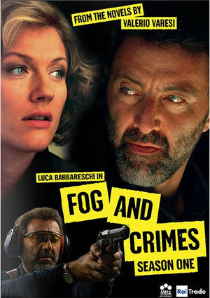 Fog And Crimes: Series 1 Dvd