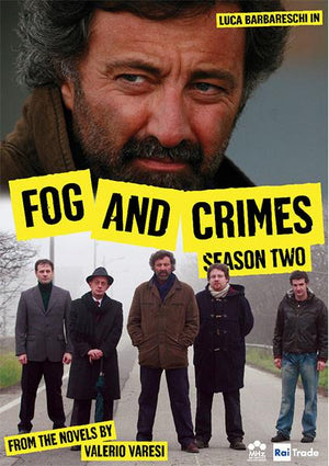 Fog And Crimes: Series 2 Dvd