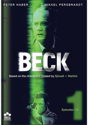 Beck: Episodes 1-3 (Set 1) Dvd