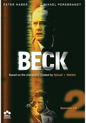 Beck: Episodes 4-6 (Set 2) Dvd