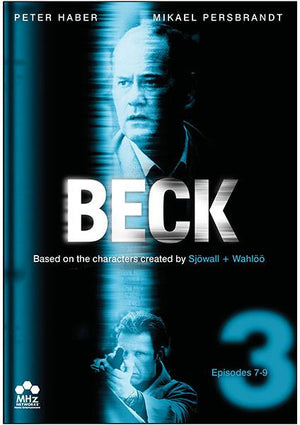 Beck: Episodes 7-9 (Set 3) Dvd