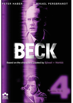 Beck: Episodes 10-12 (Set 4) Dvd