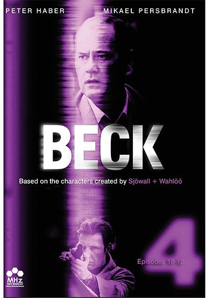 Beck: Episodes 10-12 (Set 4)