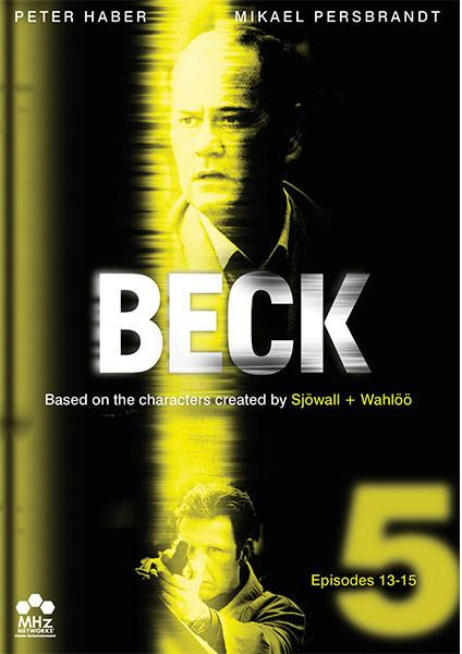 Beck: Episodes 13-15 (Set 5)
