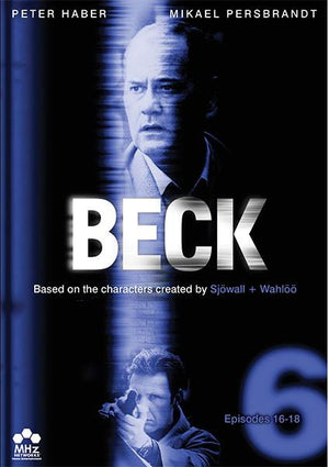 Beck: Episodes 16-18 (Set 6) Dvd