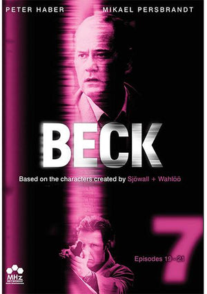Beck: Episodes 19-21 (Set 7) Dvd