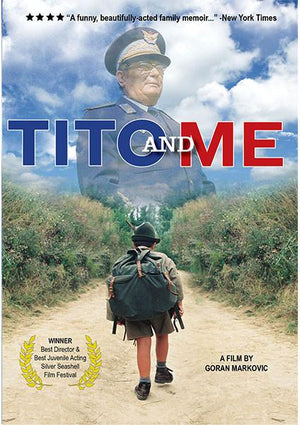 Tito And Me Dvd