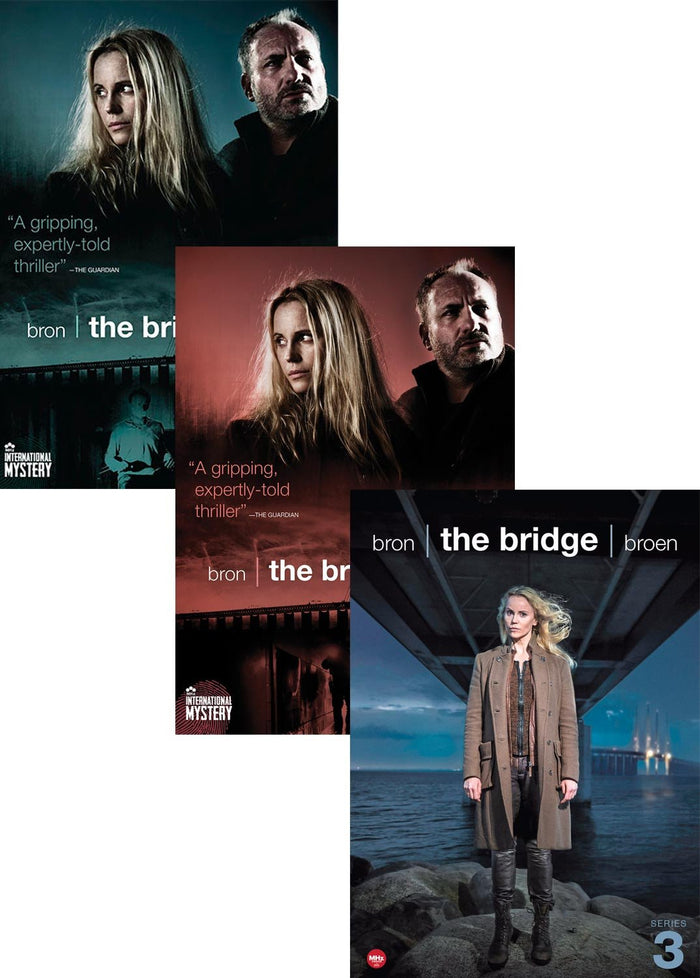 The Bridge: 1-3 Combo Pack